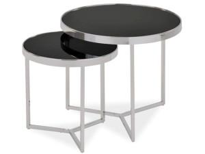 Klubska miza LUCIA 2-SET