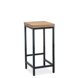 Barski stol ETO furnir