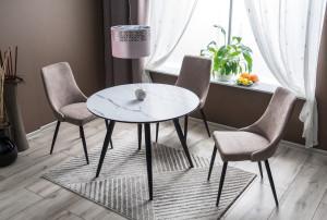 Okrogla jedilna miza IDEA
