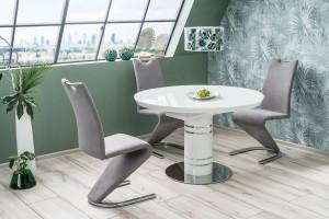 Okrogla jedilna miza STRATOS